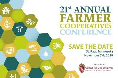 22ND Annual Farmer Cooperative Conference